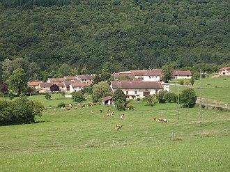 Franche-Comté - Image: Broissia