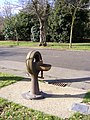 Broken water font in Barking Park - geograph.org.uk - 1732187.jpg