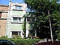 Bucuresti, Romania, Imobilul nr. 9 de pe Str. Naum Ramniceanu; B-II-m-B-19528 (vedere de ansamblu).JPG