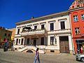 Budynek dawnej komendantury Twierdzy Toruń na Rynku Nowomiejskim (ob. budynek mieszkalny).jpg