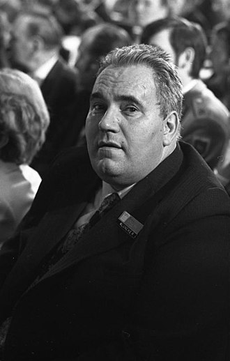 Heinz Kluncker - Heinz Kluncker, 1973