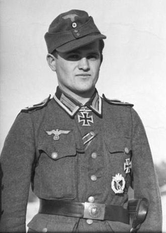 Feldwebel - German Feldwebel in Russia (1943)
