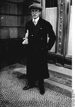 Bundesarchiv Bild 102-06394, Alfred Klabund