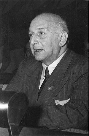 Rudolf Leonhard - Rudolf Leonhard.