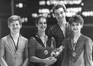 Falko Kirsten - 1985–86 East German champions, from left: Falko