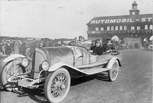 AVUS - ADAC Reichsfahrt, 1922