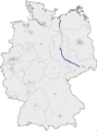 Bundesautobahn 14 map.png