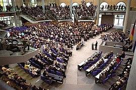 Bundestag, May 23, 2002