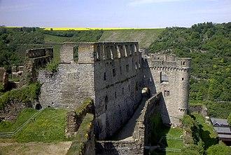 Rheinfels Castle - Burg Rheinfels