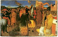 Burning-of-a-heretic-- Sassetta--Melburn museum.jpg