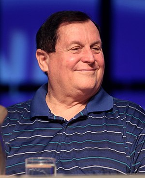 Burt Ward - Ward speaking at the 2014 Phoenix Comicon in June 2014