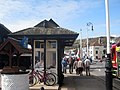 Bus Shelter, Rock-a-Nore Road, Hastings - geograph.org.uk - 1773365.jpg