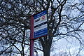 Bus stop (towards Cross Gates) in Scholes, Leeds.jpg