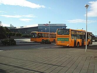 Kópavogur - Public buses in Kópavogur