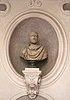 Busto con testa di ignoto, tarda età severiana (busto moderno).JPG