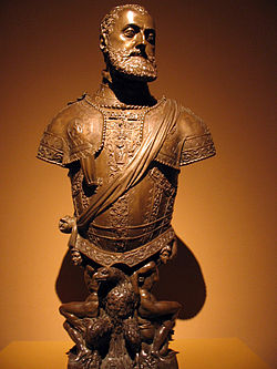 Charles V, Holy Roman Emperor, Prado