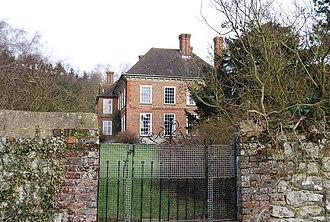 Hunton, Kent - Buston Manor