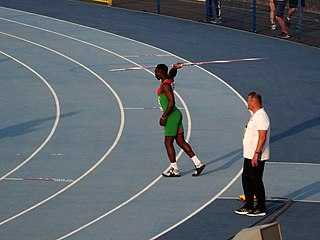 Anderson Peters Grenadian javelin thrower
