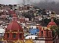 Cúpulas de Guanajuato - Vista de Guanajuato Capital.jpg