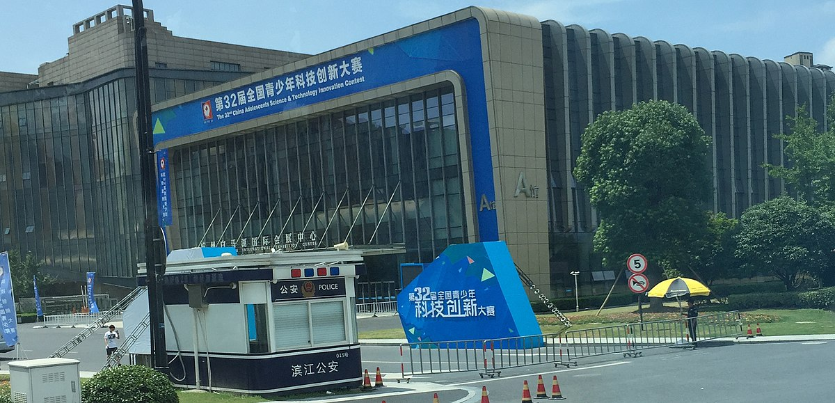 Intel Science Fair >> China Adolescents Science & Technology Innovation Contest ...
