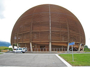 CERN - The Globe of Science and Innovation at CERN
