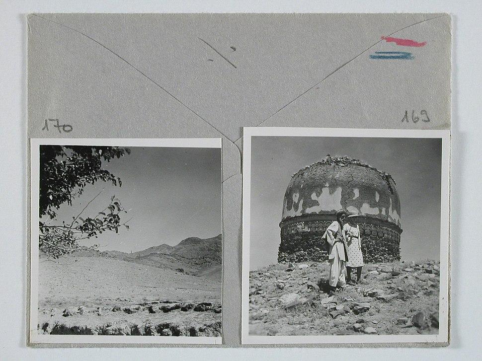 CH-NB - Afghanistan, Shewaki (Chakari, Chakri)- Landschaft - Annemarie Schwarzenbach - SLA-Schwarzenbach-A-5-21-001