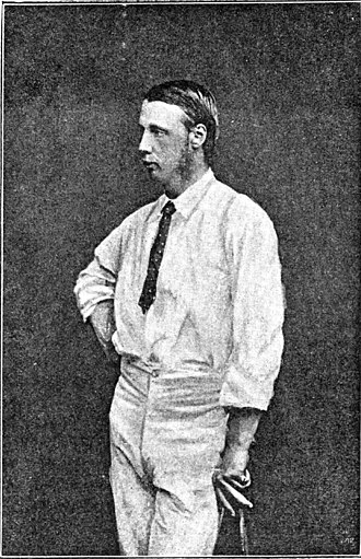 Charles Thornton (cricketer) - C.I. Thornton