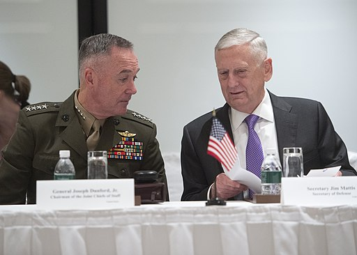 CJCS and SECDEF at Day 1 of Shangri-La Dialogue PB383 (34678464420)