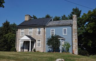 Cool Spring Farm (Gerrardstown, West Virginia) United States historic place