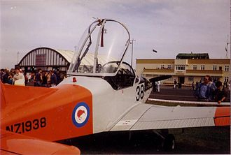 PAC CT/4 Airtrainer - A CT/4B of the RNZAF in the late 1980s