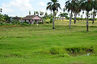 Consolación del Sur Municipality in Pinar del Río, Cuba
