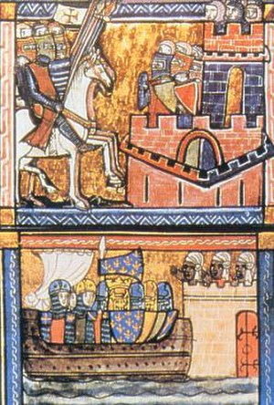 Second Crusade - Louis VII of France