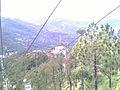 Cable Car biew in Petriata, Muree.jpg
