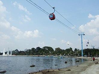 Pademangan - Ancol Jakarta Bay City.