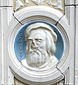 Cabrillo medallion - Native Sons Building - San Francisco, CA - DSC03969 (cropped).jpg