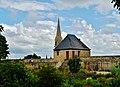 Caen Château de Caen Innenhof 04.jpg