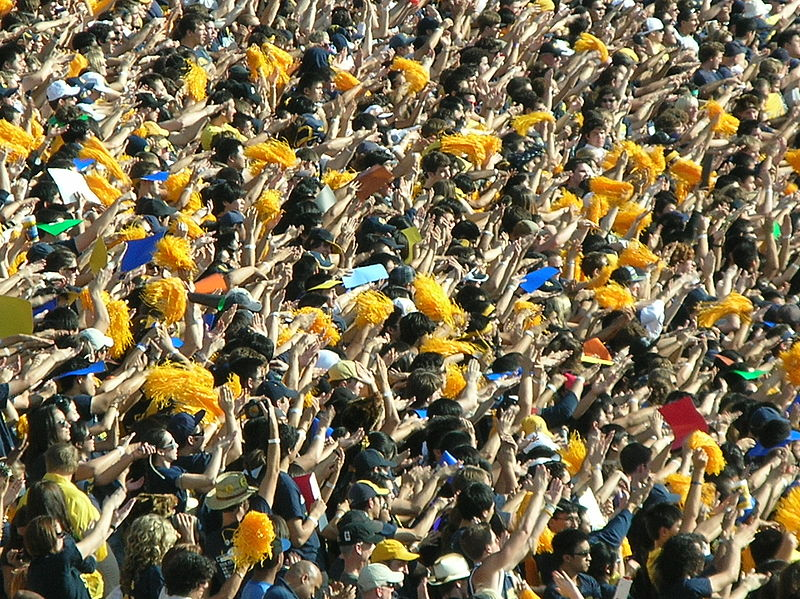 File:Cal student section at 2008 Big Game 2.JPG