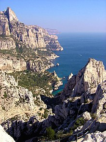 calanques de marseille wikip dia. Black Bedroom Furniture Sets. Home Design Ideas
