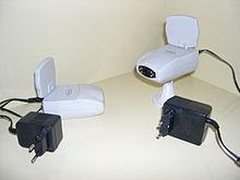 camera rotative extérieure sans fil