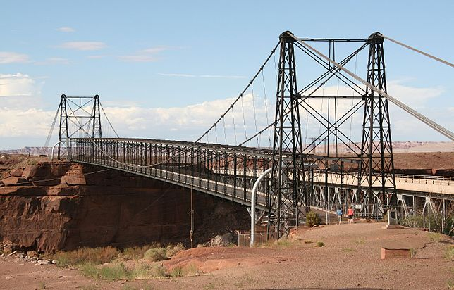 Cameron Suspension Bridge, Cameron, Arizona.jpg