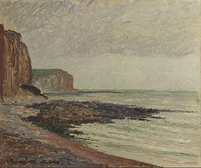 Cliffs at Les Petites-Dalles