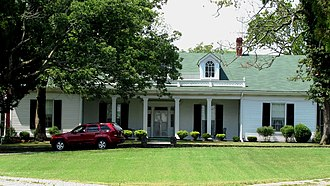 National Register of Historic Places listings in Wilson County, Tennessee - Image: Camp bell lebanon tn 1