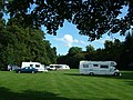 Camping at Brodie - geograph.org.uk - 253551.jpg