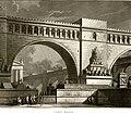 Campo Marzio, bozzetto di Antonio Basoli per I Baccanali di Roma (1819) - Archivio Storico Ricordi ICON011821.jpg