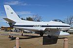 Canadair Sabre Mk.5 'N91FS' (27536574451).jpg