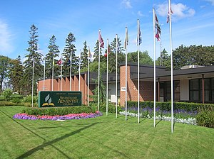 Seventh-day Adventist Church in Canada - SDACC Headquarters in Oshawa, Ontario