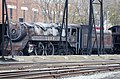 Canadian Pacific steam locomotive 2929 at Steamtown Scranton PA.jpg