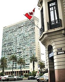 embajada mexico canada:
