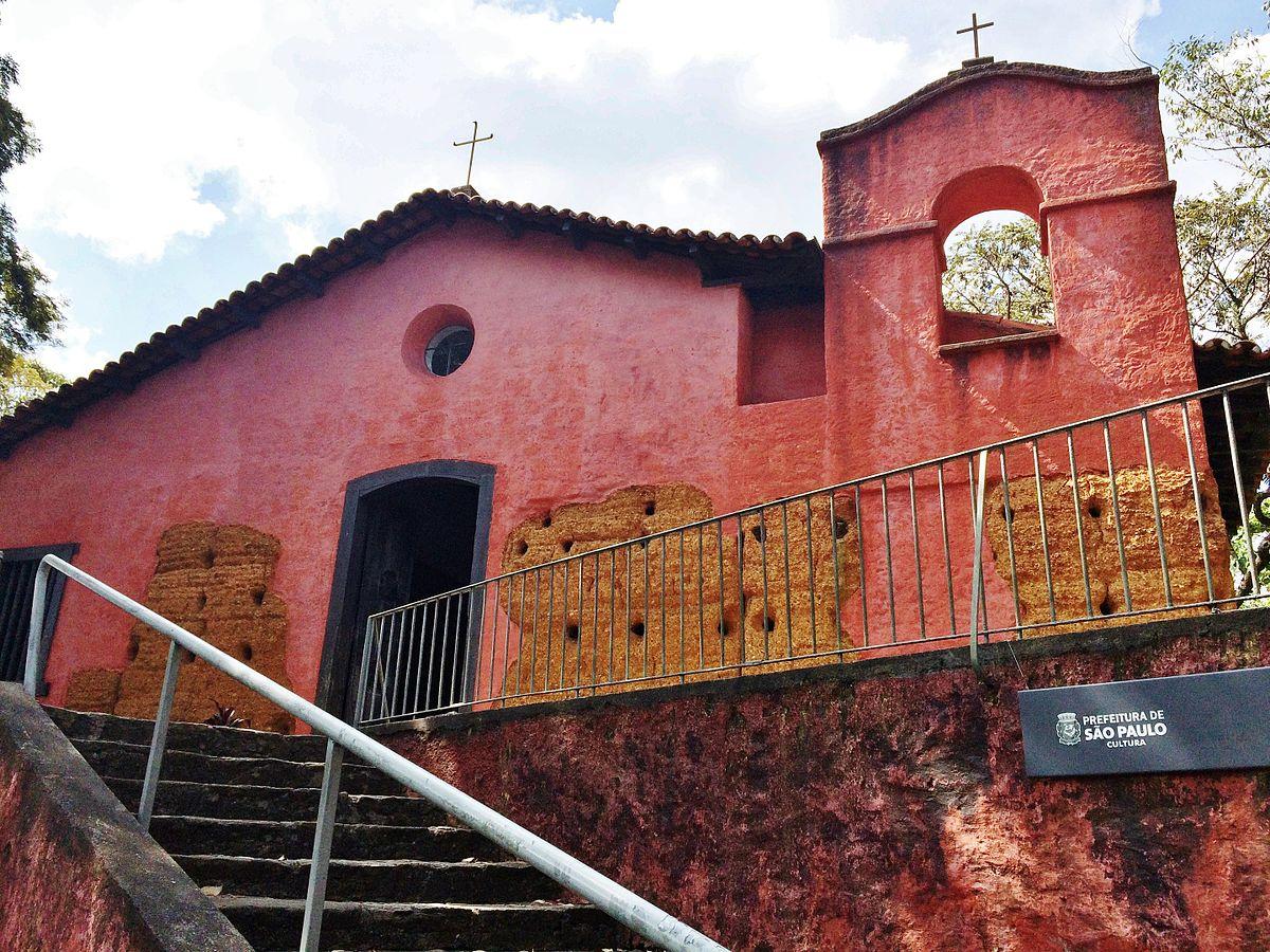 Artesanato Jornal Passo A Passo ~ Capela do Morumbi u2013 Wikipédia, a enciclopédia livre