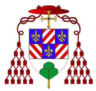 Gaetano Bedini - Heraldry of Cardinal Bedini.